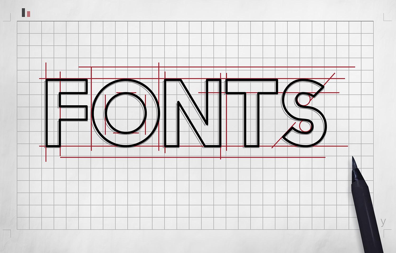 La scelta del font: quando forme e dimensioni contano!